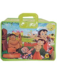 Saamarth Impex Carry Bag Cartoon Print Zipper Bag Multi Purpose SI-1894