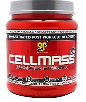 CellMass 2.0 BSN -Kreatin-Workout- Masse, Muskelhärte und Kraft haben einen neuen Namen (Green Apple)