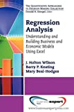img - for Regression Analysis: Understanding and Building Business and Economic Models Using Excel book / textbook / text book