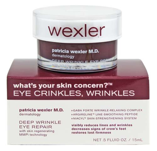 Bath & Body Works Patricia Wexler M.D. Deep Wrinkle Eye Repair with Skin Regenerating MMPi Technology 0.5 fl oz (15 ml)