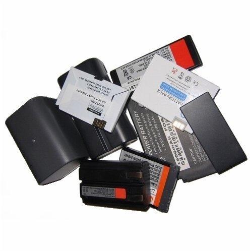 Akku für Panasonic Lumix DMC-FZ20, passgenau, LiIon, Li-Ion, Lithium-Ionen, Accu, Ersatzaccu, Ersatzakku, Ersatz-Akku, Kamera, Digitalkamera, Camcorder, Video