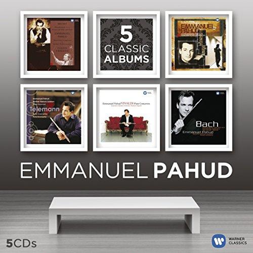 5 Classic Albums - Emmanuel Pahud