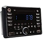 Magnadyne RV5090 AM/FM/CD/DVD/BT 120W Wall Mount Receiver with Remote Control