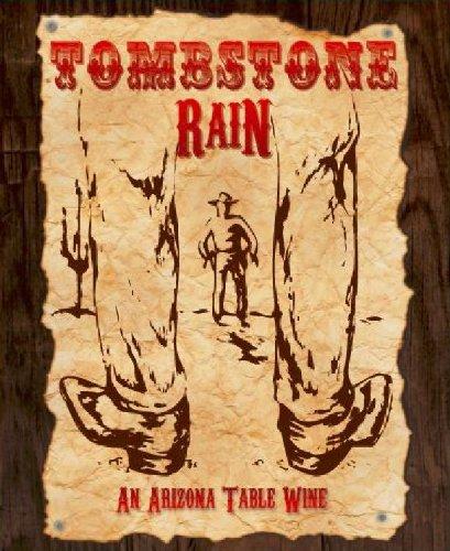 Nv Tombstone Rain Blend - White 750 Ml