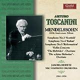 Toscanini-Mendelssohn 200th Anniversary Tribute