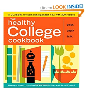 Downloads The Healthy College Cookbook