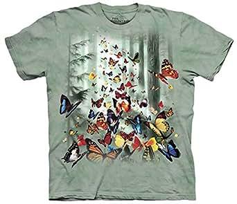 Papillons- Medium Adulte