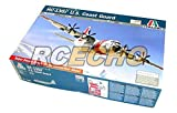 RCECHO® ITALERI Aircraft Model 1/72 HC-130J U.S. Coast Guard Scale Hobby 1348 T1348 with RCECHO® Full Version Apps Edition