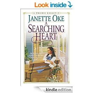 Searching Heart, A (Prairie Legacy Book #2)