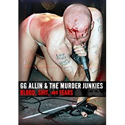 GG Allin - Blood, Shit And Fears