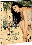 Malena Blu-Ray *UNCUT VERSION / 108 Minutes* Starring Monica Bellucci, Giuseppe Sulfaro, Luciano Federico, et al. (2012) [Region Free]