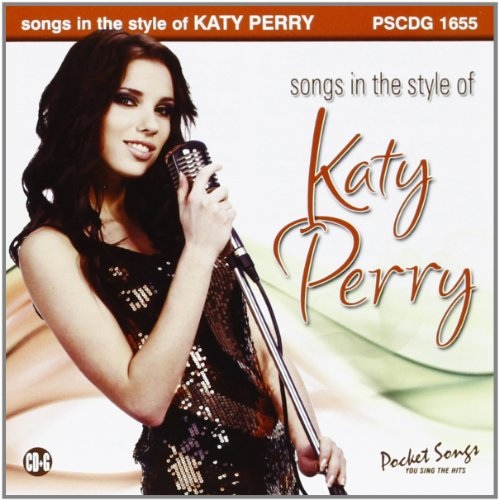 Karaoke: Katy Perry Hits by Katy Perry
