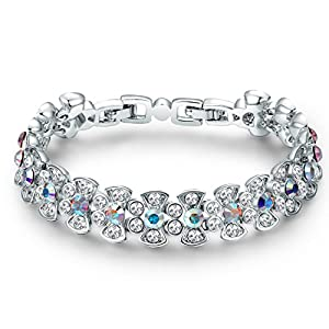 Swarovski Mesmerising Beauty Exclusive Royal Designer Bracelet by YELLOW CHIMES