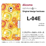 docomo Optimus G Pro L-04E ケース Optimus G Pro L-04E カバー ケース・ジャケット【レトロ034/l04e-PM034】