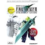 Official Final Fantasy VII Strategy Guide, Playstation Version (v. 1) ~ David Cassady
