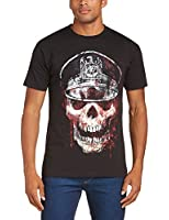 Rock Off Herren, Regular Fit, T-Shirt, Slayer Skull Hat