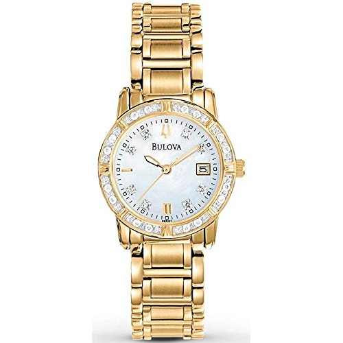 Bulova Diamond Ladies Watch 98R165