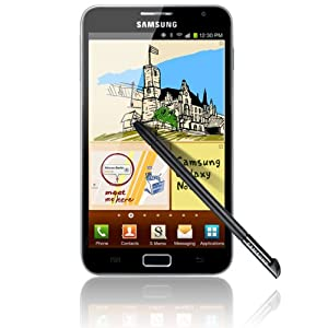 Samsung Galaxy Note GT-N7000 Unlocked Cellphone Review