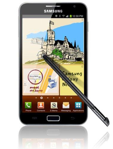 Samsung Galaxy Note GT-N7000 Unlocked Cellphone--US Warranty (Blue)
