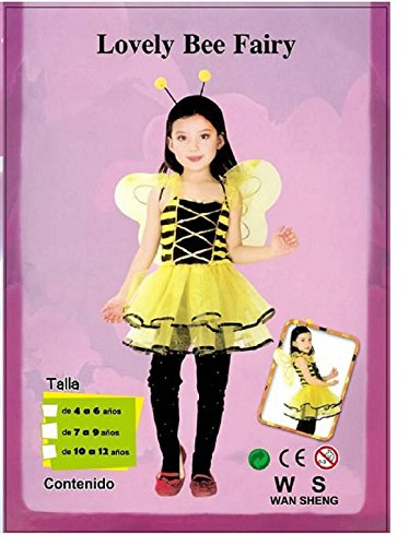 Lovely Bee Fairy Costume for Girls