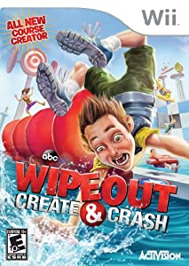Wipeout: Create & Crash - Nintendo Wii