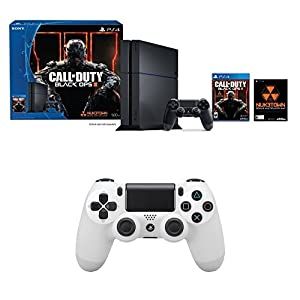 PlayStation 4 500GB Console - Call of Duty Black Ops III Bundle with DualShock 4 Controller