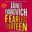 Fearless Fourteen: A Stephanie Plum Novel Audiobook by Janet Evanovich Narrated by Lorelei King