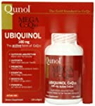 Qunol Mega CoQ10 Softgels, 100 Mg, 12...