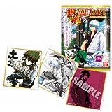 食玩 銀魂色紙ART レア色紙含む全16種セット