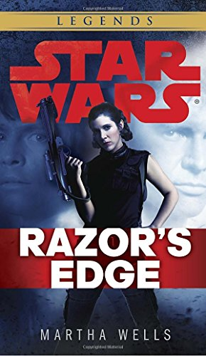 Razor'S Edge: Star Wars (Empire And Rebellion) (Star Wars - Legends) front-518202