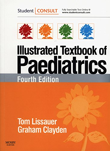 Illustrated Textbook Of Paediatrics: With Studentconsult Online Access, 4E