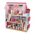 Chelsea Doll Cottage with Furniture