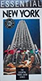 img - for Essential New York (Aaa Essential Travel Guide Series) book / textbook / text book