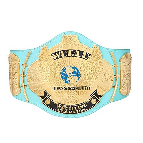 WWE Blue Winged Eagle Belt