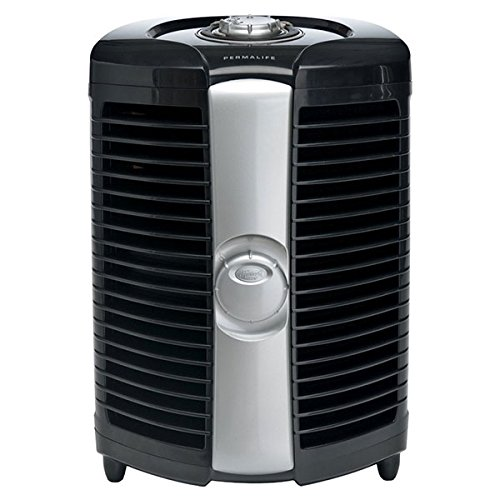 Hunter PermaLife 30706 Air Purifier w/ Permanent HEPA Filter & Built-in Ionizer