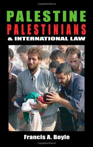 Palestine Palestinians and International Law093286354X