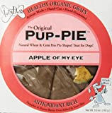 The Lazy Dog Cookie Co Inc The Original Old Fashioned Apple Pup-pie, 5-Ounce Boxes (Pack of 4)