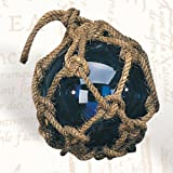 "7"" Blue Glass Float"