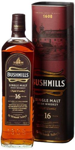 BUSHMILLS MALT - 16 ANS ( Irlande-Irlande-Whisky-Divers-0,7L )
