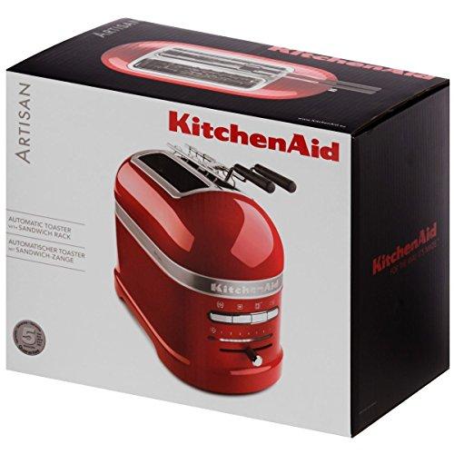 Kitchenaid 5kmt2204eer tostapane for Prezzi tostapane