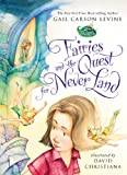 img - for Fairies and the Quest for Never Land (Fairy Dust Trilogy Book, A) book / textbook / text book