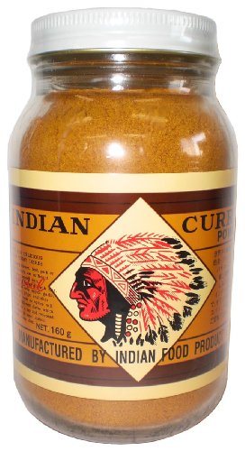 Indian Curry Powder 160g Made in Japan