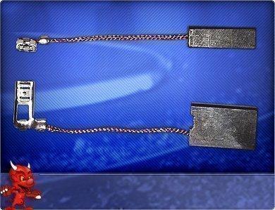 Kohlebürsten Bosch Bohrhammer GBH 5/40 DCE, GBH 5 DCE, GBH 38, PBH 380