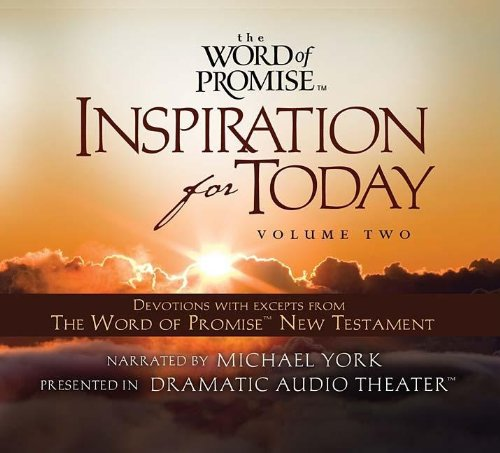 The Word of Promise Inspiration for Today, Volume 2