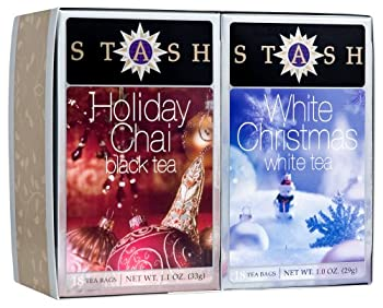 Holiday Chai and White Christmas Boxed Set