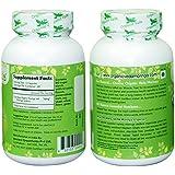 Organic Moringa Powder 120 Veg Capsules. Pure and Natural Raw Herbal Dietary Super Food Supplement. Non GMO, Gluten FREE. US FDA Registered Facility. Kosher Certified Vegetarian Capsule. All Natural