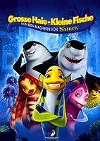 Gro�e Haie - Kleine Fische