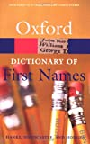 A Dictionary of First Names (Oxford Paperback Reference)