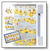 Squeaky Clean Ducky Bath Rug