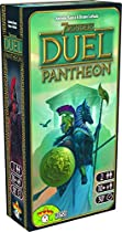 7 Wonders: Duel Pantheon Expansion Card Game (2 Players)
